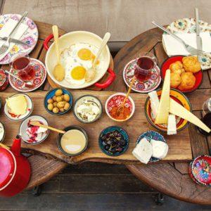 Turkish Breakfast - Feride Buyuran Tours