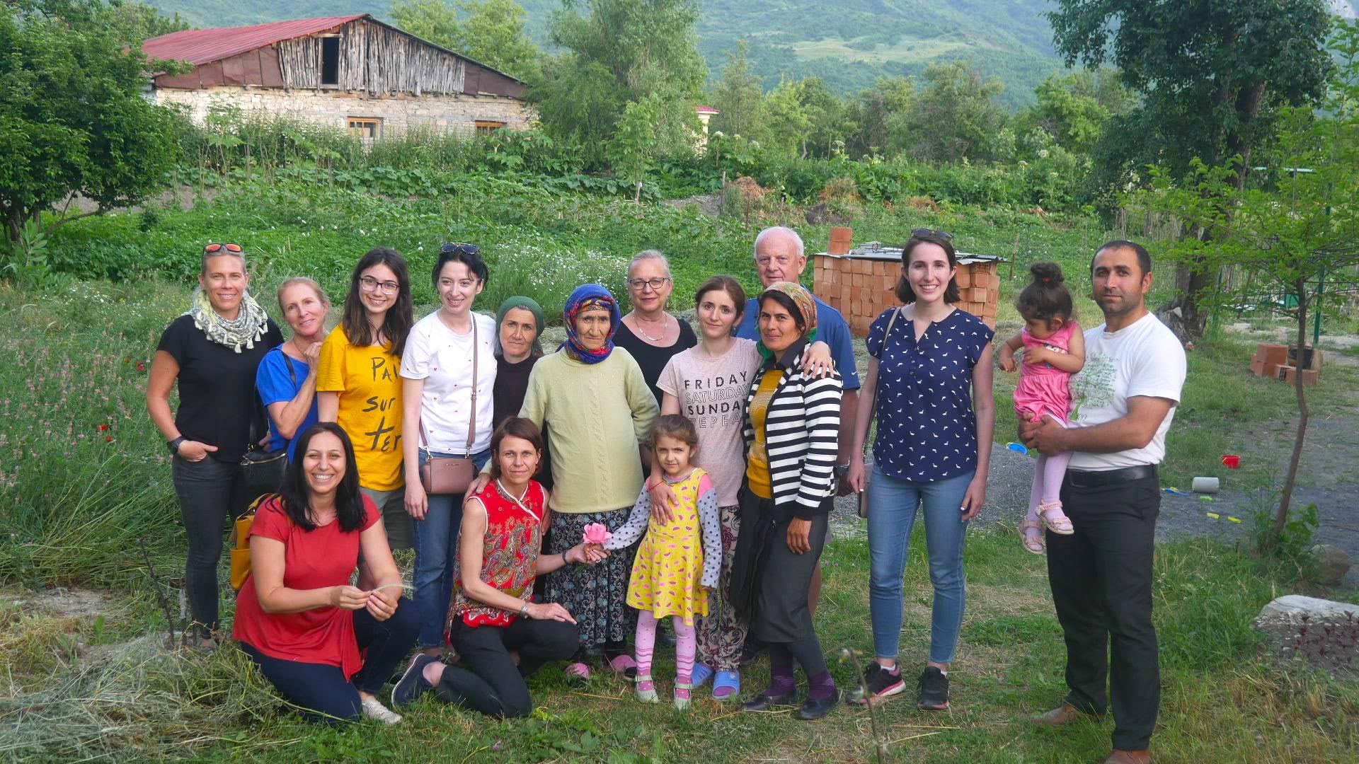 Cultures United in Azerbaijan
