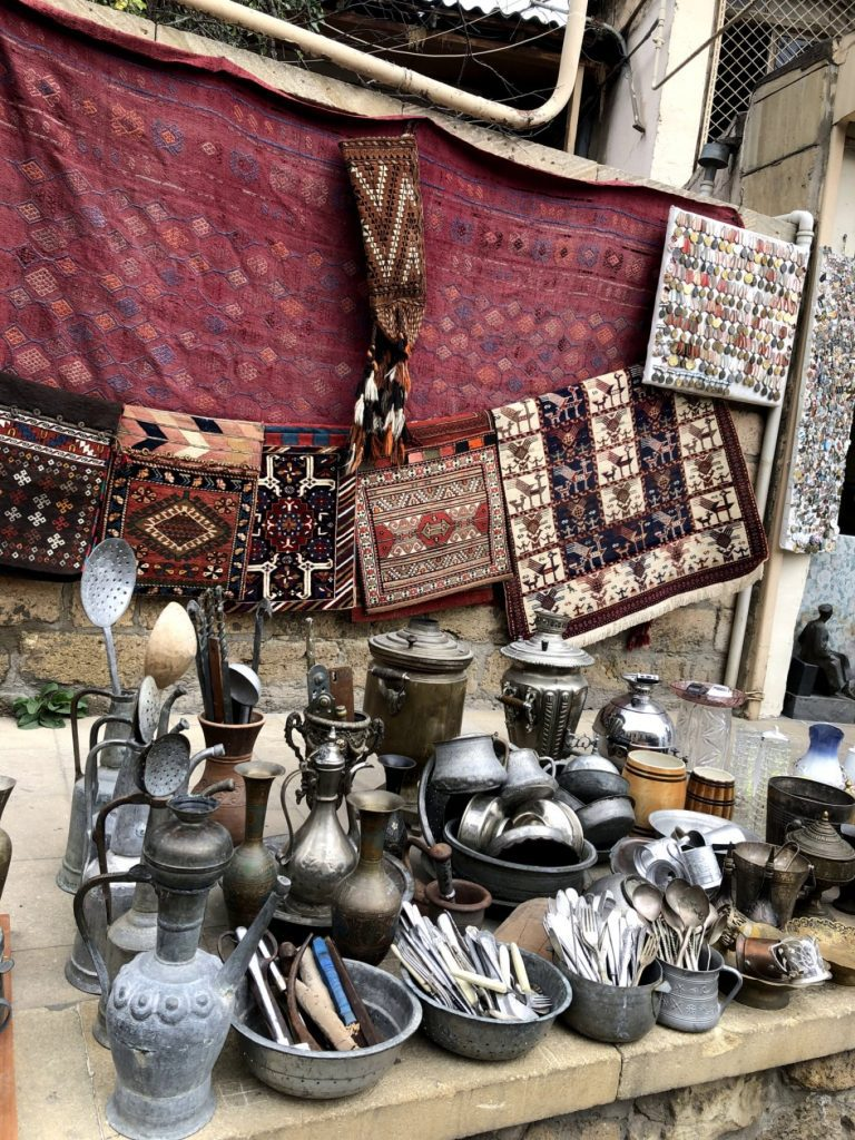 Artisan shop in Baku | Feride Buyuran Tours
