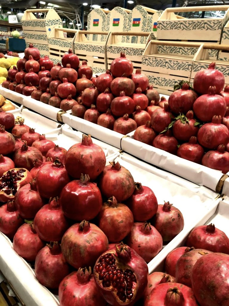 Pomegranates | Feride Buyuran Tours